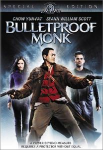 Bullet Proof Monk