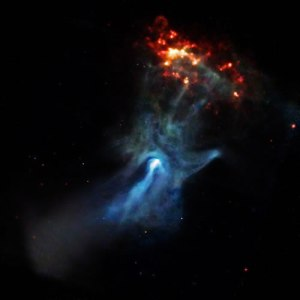 Hand of God Nebula