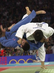 Judo Ippon- Kano would approve