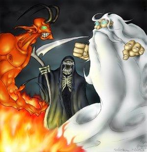 Good God/Evil God: One in the same?