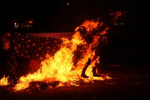... and dragon's burn.